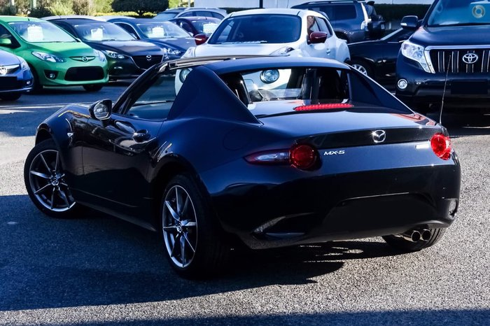 2017 MAZDA MX-5 GT ND Black