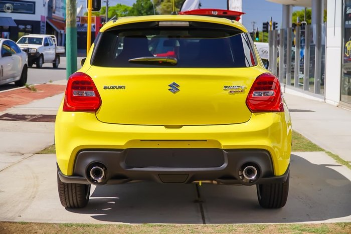 2018 SUZUKI SWIFT SPORT AZ Yellow