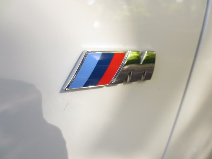 2017 BMW 125I M SPORT F20 LCI-2 White