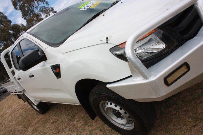 2013 FORD RANGER XL PX White