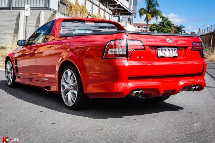 2012 HOLDEN SPECIAL VEHICLE MALOO