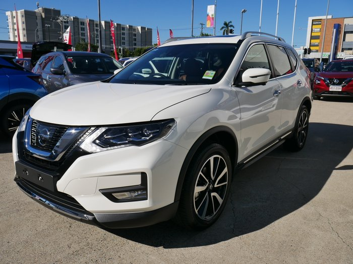 2020 Nissan X-TRAIL Ti T32 Series III MY20 4X4 On Demand IVORY PEARL