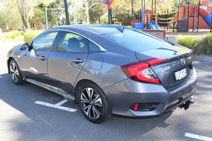 2017 HONDA CIVIC VTI-L 10th Gen Grey