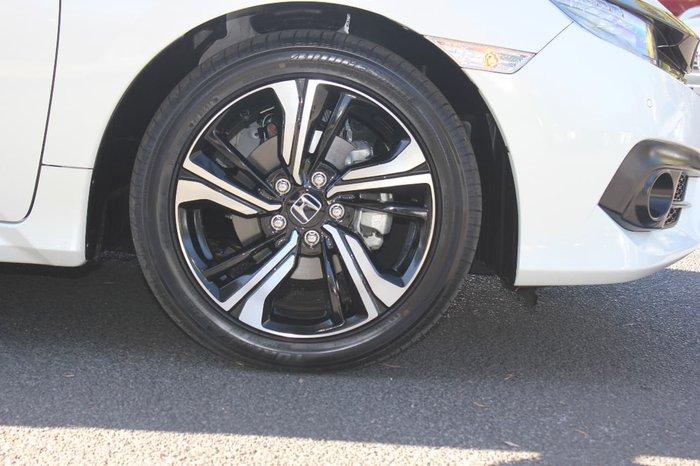 2017 HONDA CIVIC RS 10th Gen White