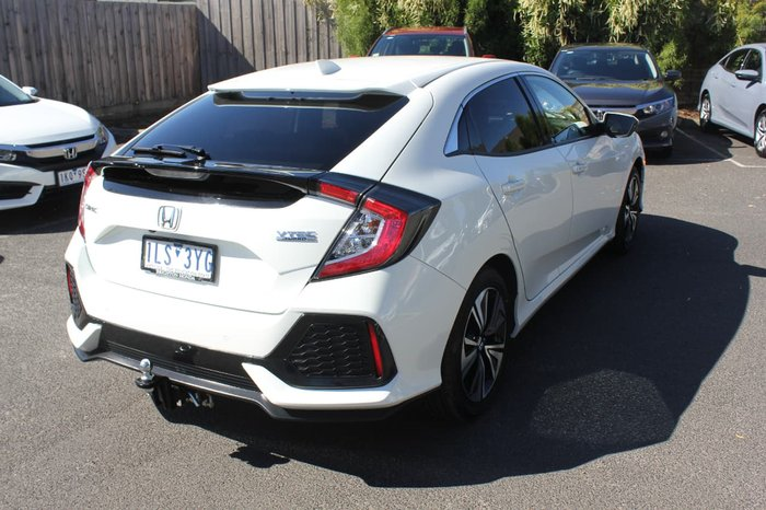 2017 HONDA CIVIC VTI-L 10th Gen White