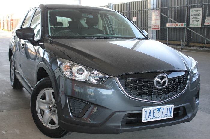 2013 MAZDA CX-5 MAXX KE Series Grey