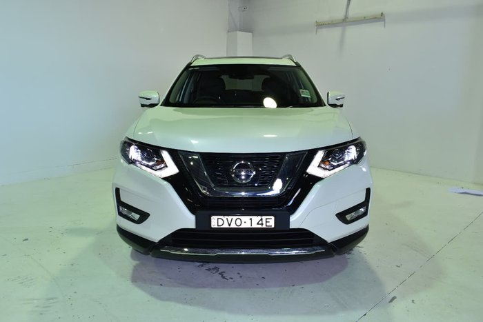 2018 NISSAN X-TRAIL TI T32 Series II White