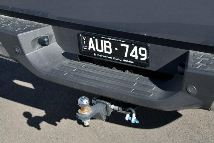 2018 Holden Colorado LTZ RG MY18 4X4 Dual Range SATIN STEEL GREY