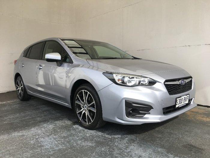 2018 SUBARU IMPREZA 2.0I G5 Silver