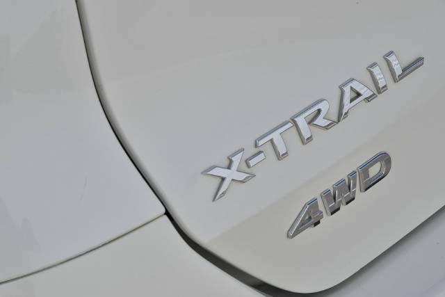 2016 NISSAN X-TRAIL ST X-TRONIC 4WD T32 IVORY PEARL