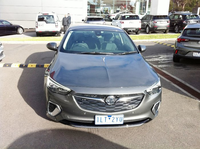 2017 HOLDEN COMMODORE RS ZB Grey