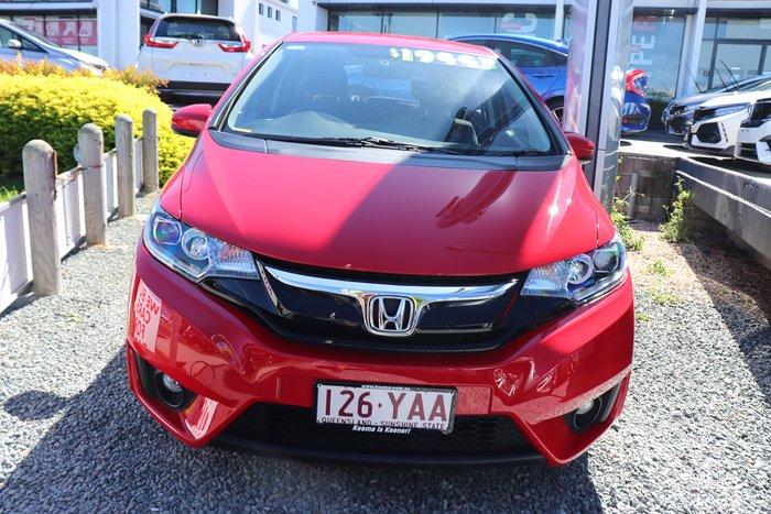 2017 Honda Jazz VTi-S GF Red