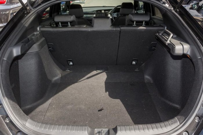 2017 Honda Civic VTi-L 10th Gen Black
