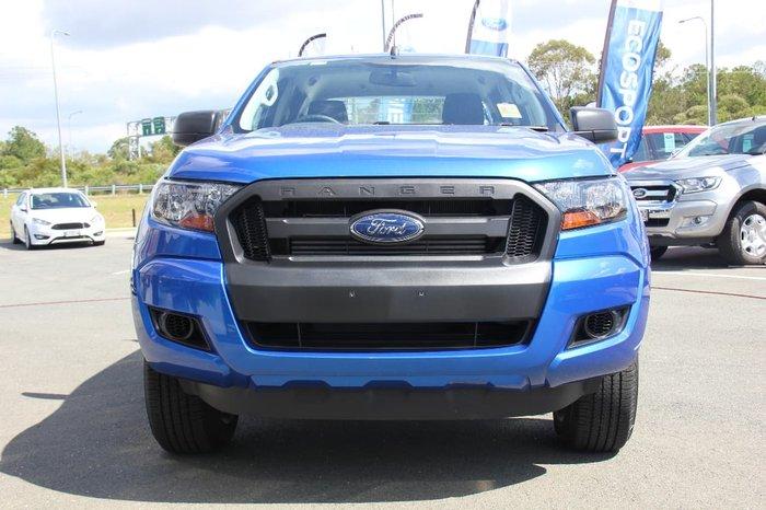 2018 FORD RANGER XL PX MkII Blue
