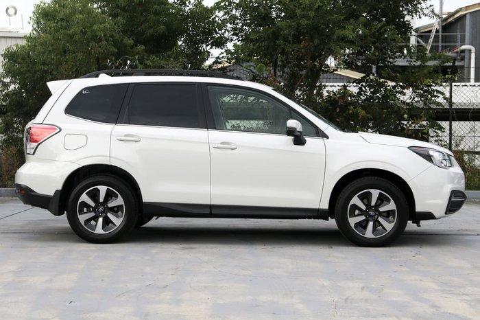 2018 SUBARU FORESTER 2.5I-L S4 White