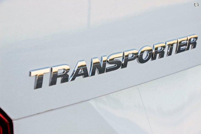 2018 VOLKSWAGEN TRANSPORTER TDI340 T6 White