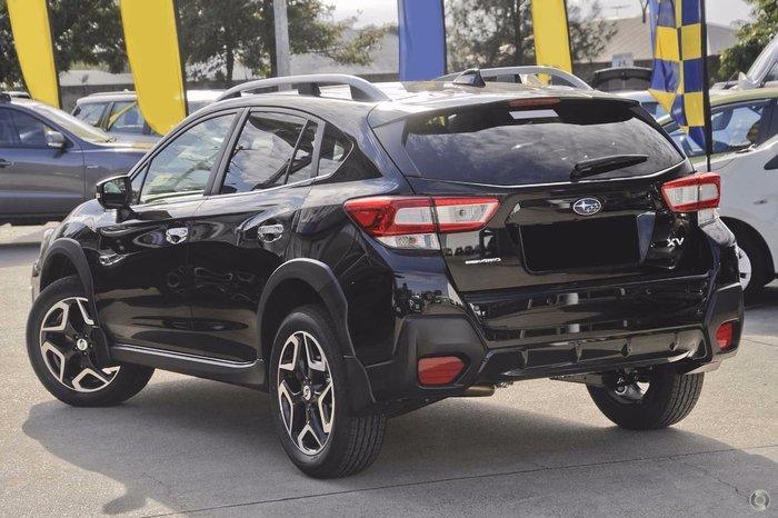 2018 SUBARU XV 2.0I-S G5X Black