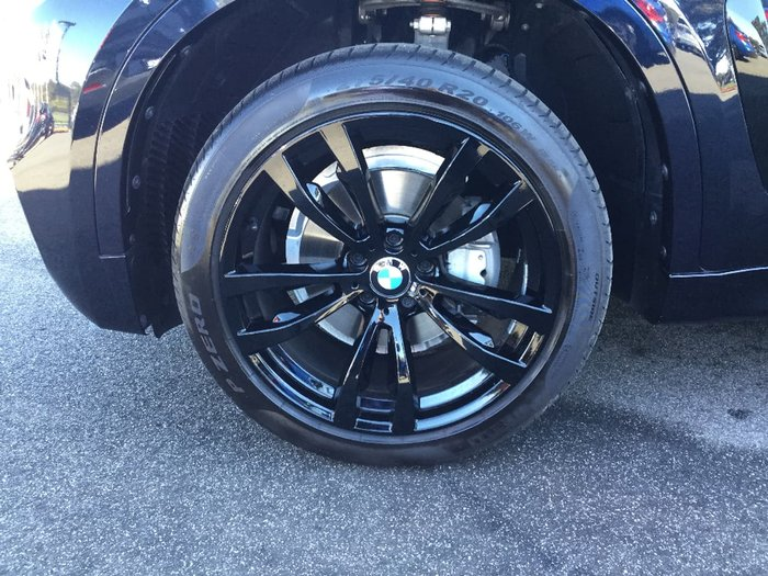 2017 BMW X6 xDrive30d F16 Black