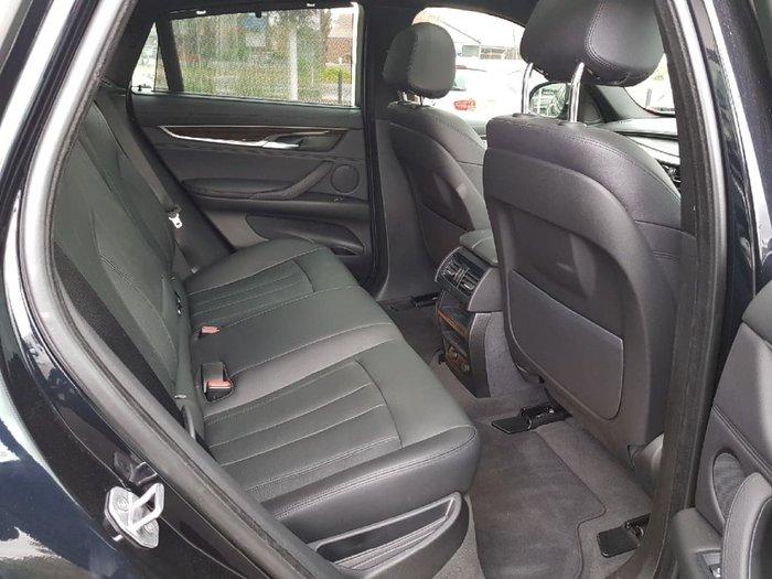 2017 BMW X6 xDrive30d F16 Black
