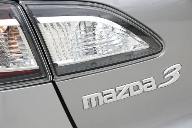 2009 MAZDA 3 MAXX SPORT BL10F1 ALUMINIUM SILVER