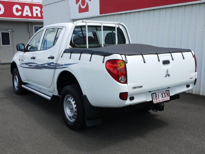 2008 Mitsubishi Triton