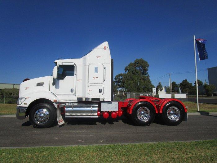 2012 Kenworth T403