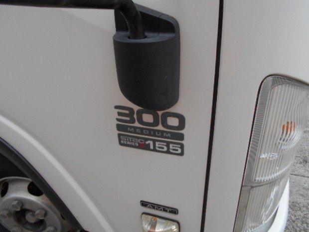 2009 Isuzu NPR300 NPR300 CAB/CHASSIS