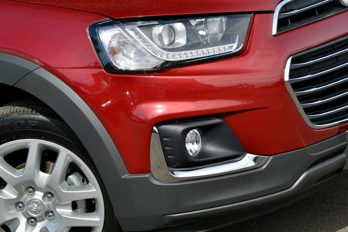 2017 HOLDEN CAPTIVA ACTIVE CG MY17 RED-E-OR-NOT