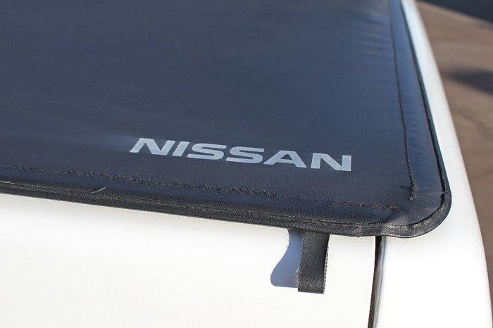 2014 NISSAN NAVARA TITANIUM D40 Series 7 White