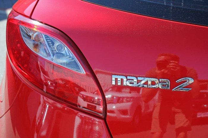 2014 MAZDA 2 NEO DJ Series Red