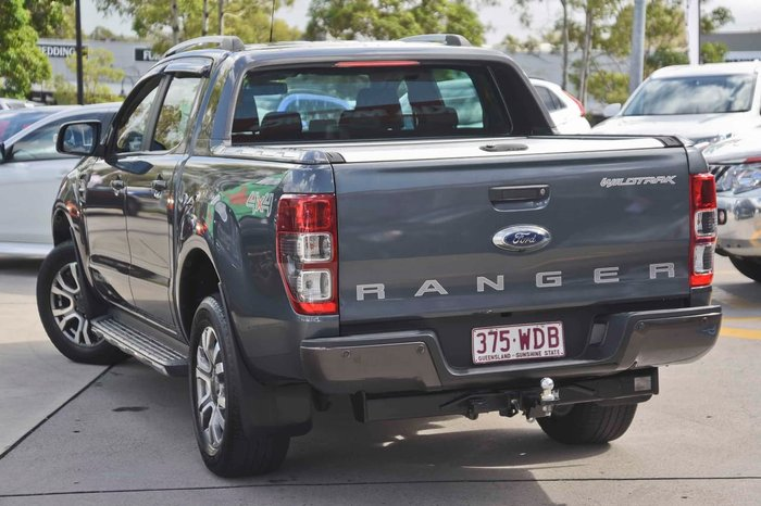 2015 FORD RANGER WILDTRAK PX MkII Grey