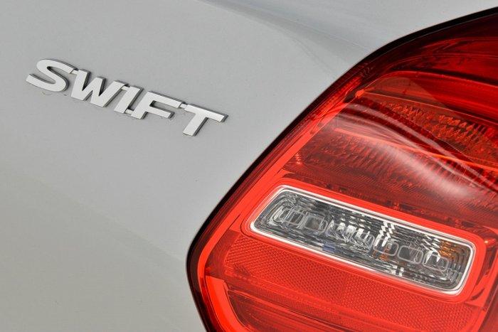 2018 SUZUKI SWIFT GL NAVIGATOR SAFETY AZ PURE WHITE