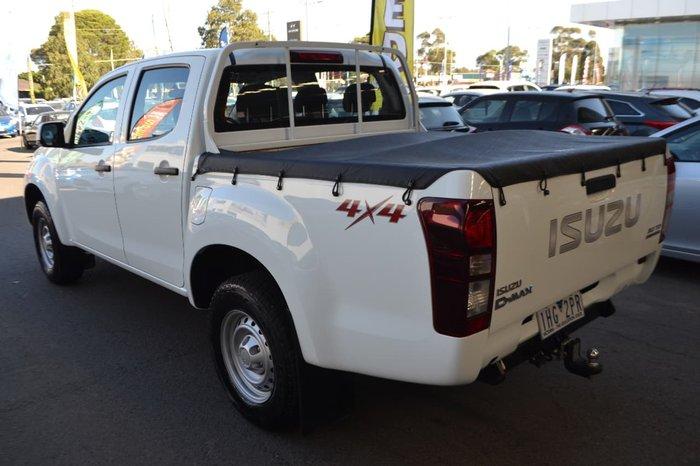 2016 ISUZU D-MAX SX (No Series) White