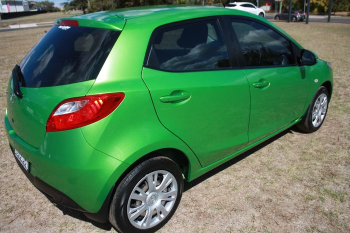 2012 MAZDA 2 NEO DE Series 2 Green