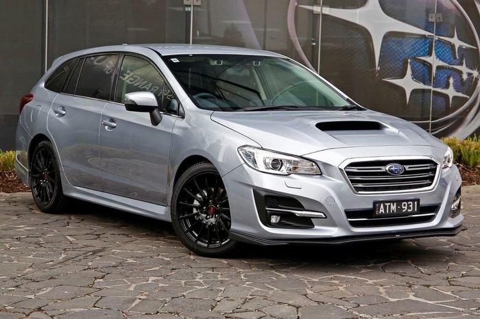 2018 SUBARU LEVORG 1.6 GT V1 Silver