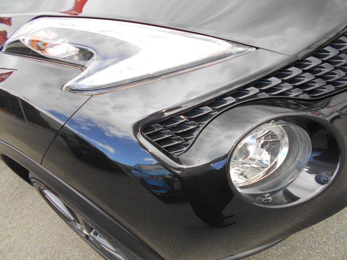 2018 Nissan JUKE Ti-S F15 MY18 4X4 On Demand BLACK