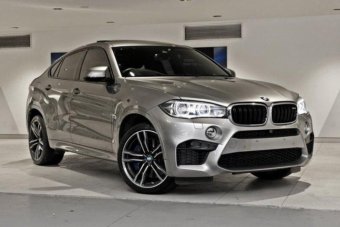 2015 BMW X6 M F86 Grey