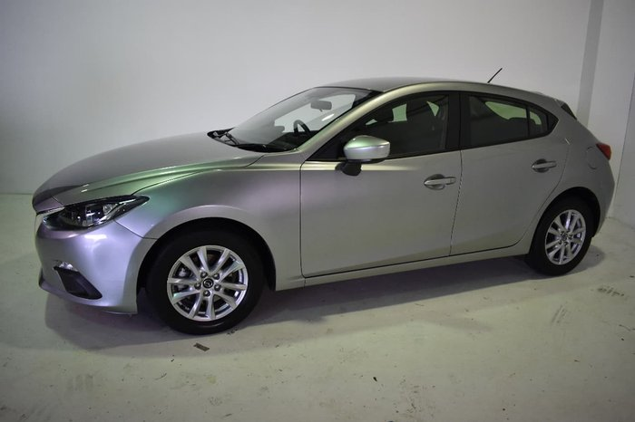 2015 MAZDA 3 NEO BM Series Grey
