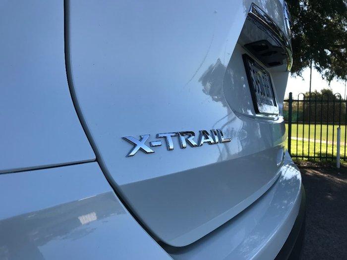 2017 NISSAN X-TRAIL ST-L T32 Series II White