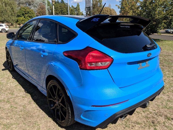 2017 FORD FOCUS RS LIMITED EDITION LZ Blue