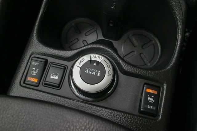 2014 NISSAN X-TRAIL Ti X-tronic 4WD T32 WHITE