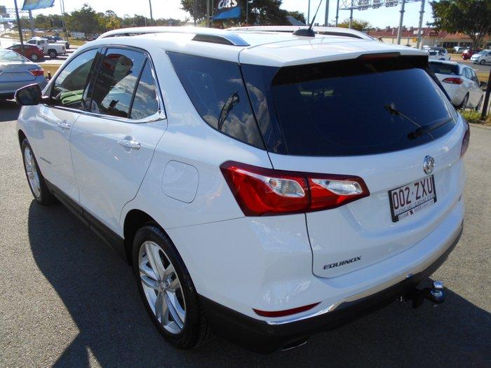 2018 Holden Equinox LTZ EQ MY18 WHITE