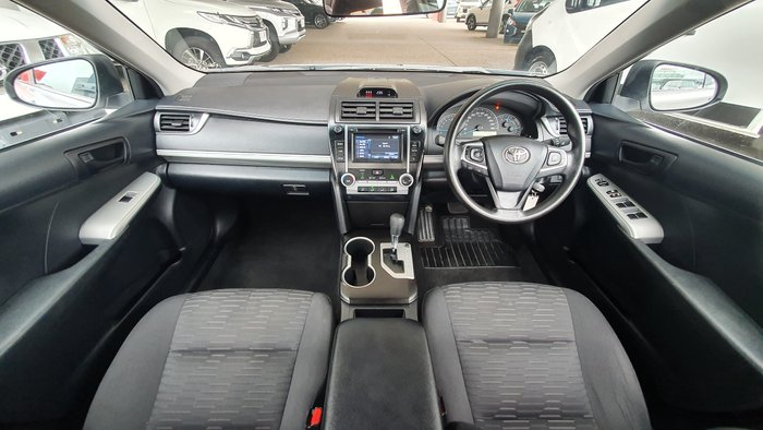 2016 Toyota Camry Altise ASV50R SILVER