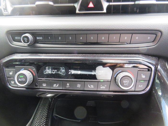 2019 Toyota Supra GR GTS A90 BLUE