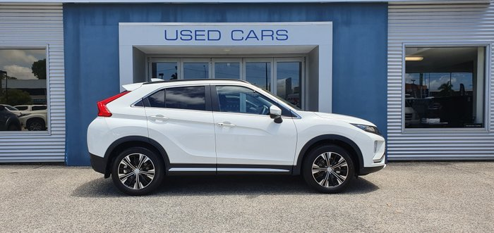 2019 Mitsubishi Eclipse Cross Exceed YA MY19 W37