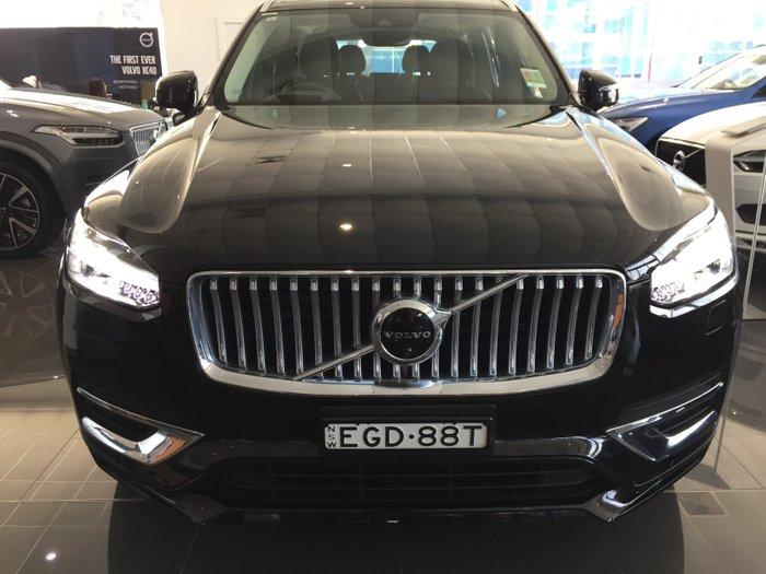 2019 Volvo XC90 T6 Inscription MY20 4X4 On Demand Onyx Black