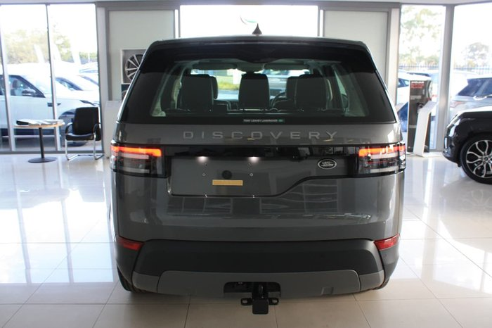 2017 LAND ROVER DISCOVERY SD4 SE Series 5 Grey