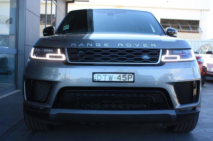 2018 LAND ROVER RANGE ROVER SPORT TDV6 SE L494 Silver