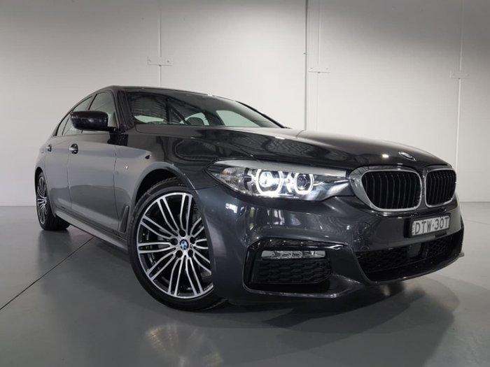 2017 BMW 520D M SPORT G30 Grey