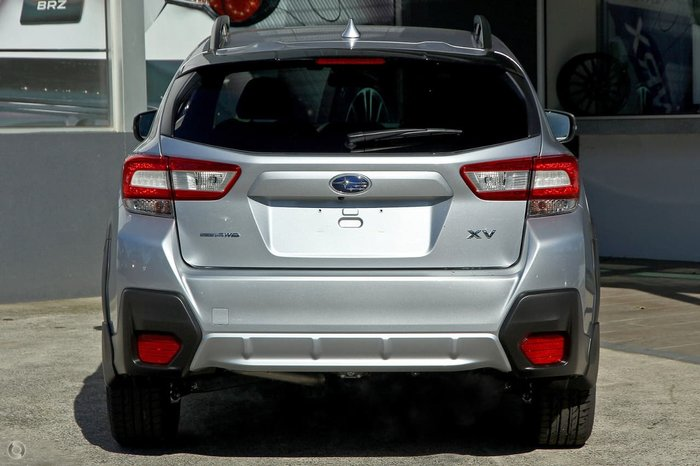 2018 SUBARU XV 2.0I-L G5X Silver